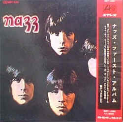 Nazz Discography